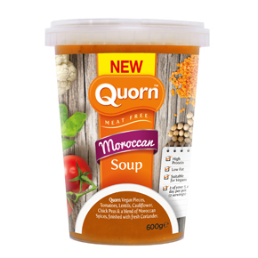 Cake Decorating Quorn : Quorn Meat Free Moroccan Soup 600g My Vegan Supermarket